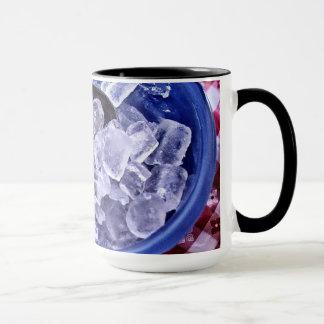 Eiswürfel-Tasse Tasse