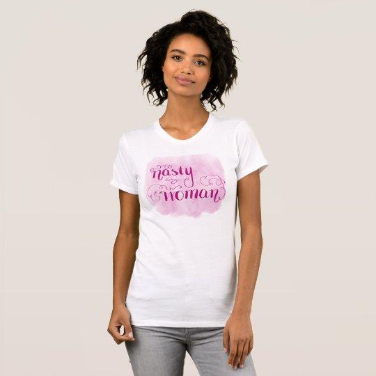 Eklige Frau T-Shirt