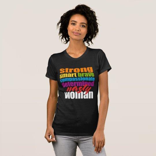 Ekliger Frauen-T - Shirt