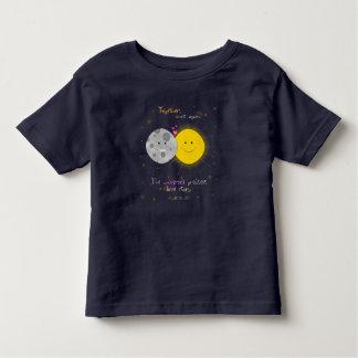 Eklipse 2017 kleinkind t-shirt