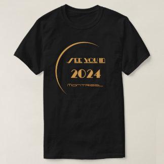 Eklipse-T - Shirt Montreal