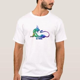 EL GATO 3D III (19) T-Shirt