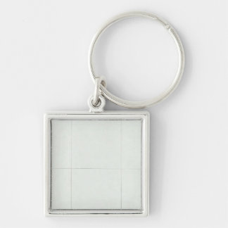 EL Hammam, Ägypten Silberfarbener Quadratischer Schlüsselanhänger