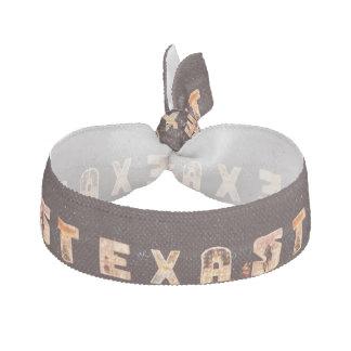 Élastique à cheveux du Texas