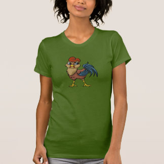 Elastischer Hahn! T-Shirt