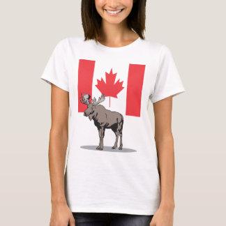 Elche Kanada T-Shirt