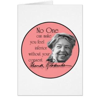 Eleanor Roosevelt - First Lady der Welt Karte