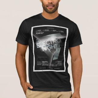 Electro-Nachtfan-Shirt T-Shirt