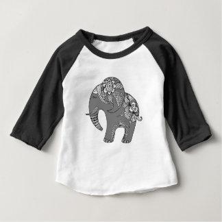 Elefant 4 baby t-shirt
