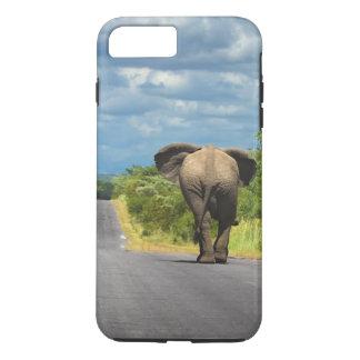 Elefant-Reisen iPhone 8 Plus/7 Plus Hülle