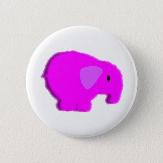 elefant runder button 5,1 cm