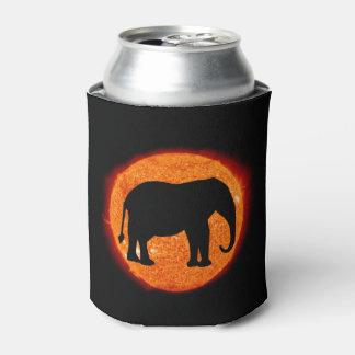 Elefant-Sonnenfinsternis Dosenkühler