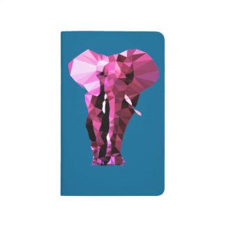 Elefant-Taschen-Zeitschrift Taschennotizbuch