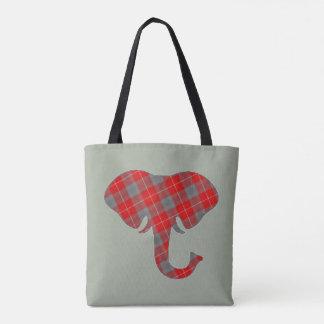 Elefant-Taschentasche Tasche
