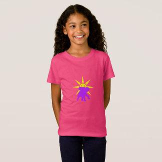 Elefant und Sun T-Shirt