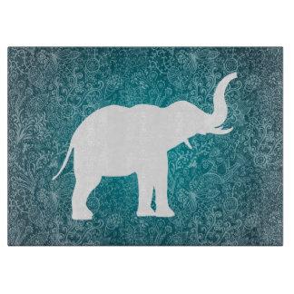 Elefant-Zeichnungs-Piktogramm