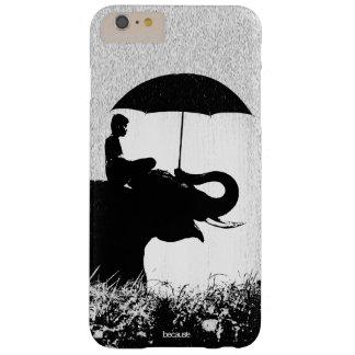 Elefantregen Kunst iPhone 6/6s plus kaum dort Barely There iPhone 6 Plus Hülle