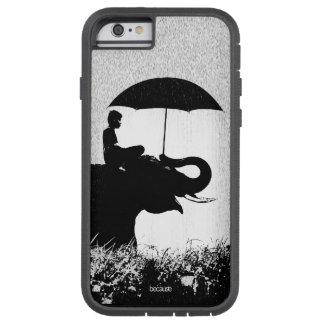 Elefantregen Kunst iPhone 6/6s starkes Xtreme Tough Xtreme iPhone 6 Hülle