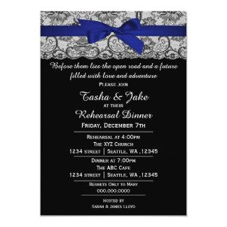 Elegante 12,7 X 17,8 Cm Einladungskarte
