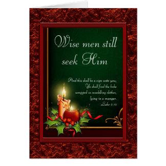 Bibel versweihnachten karten zazzle - Christliche weihnachtskarten ...