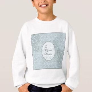 elegante Gestaltung Glückwunsch Großvater Sweatshirt