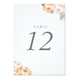 Hochzeitstischkarten