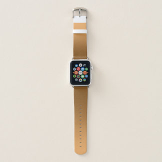 Elegante Steigung golden Apple Watch Armband