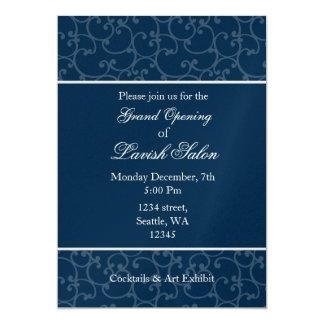 Elegante UnternehmensParty Einladung Karte