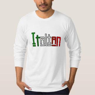 Eleganter Italiener T-Shirt