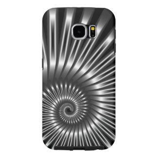 Eleganter Kasten für MetallMuschel Samsung S6