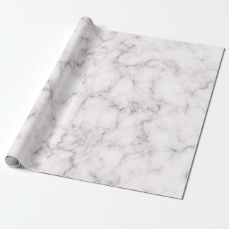 Eleganter Marmor Geschenkpapier