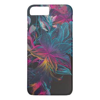 Eleganter Mehrfarbentelefon-Kasten des iPhone 8 Plus/7 Plus Hülle