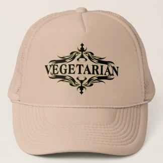 Eleganter Vegetarier Truckerkappe