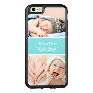 Elegantes Chic-Baby scherzt Foto-Collage OtterBox iPhone 6/6s Plus Hülle