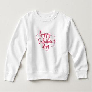 Elegantes glückliches Sweatshirt des