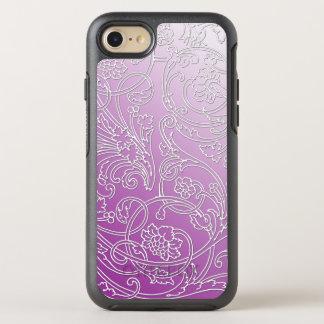 Elegantes prägeartiges mit Filigran geschmücktes OtterBox Symmetry iPhone 8/7 Hülle