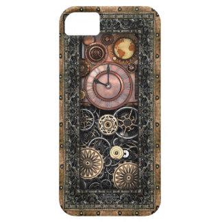 Elegantes Steampunk iPhone 5 Hülle