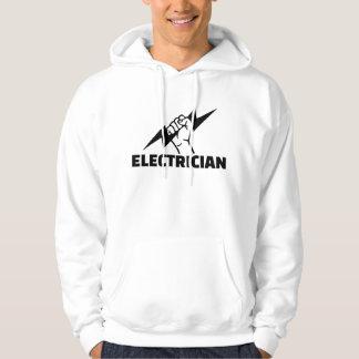 Elektriker Hoodie