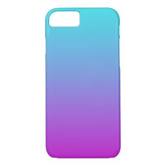 Elektrisches Neon verblaßt iPhone 7 Fall iPhone 7 Hülle
