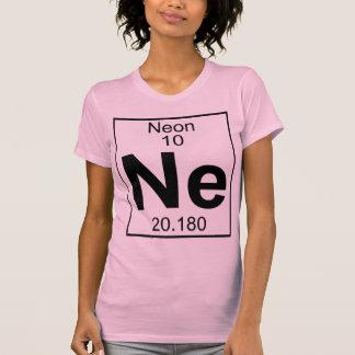 Element 010 - Ne - Neon (voll) T-Shirt