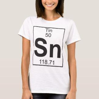 Element 50 - Sn (Zinn) T-Shirt