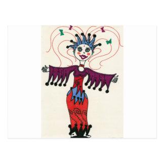 Elf-Prinzessin Postkarte
