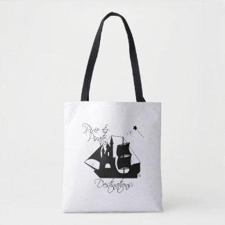 Elf-und Piraten-Bestimmungsort-Taschen-Tasche Tasche