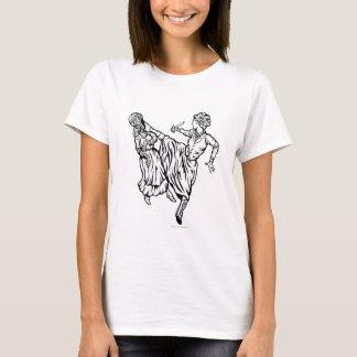 Elizabeth Bennett tritt Esel T-Shirt