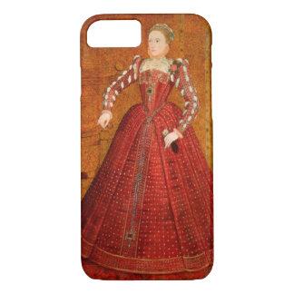 """Elizabeth I von England (das """"Hampden-Porträt """") iPhone 8/7 Hülle"""