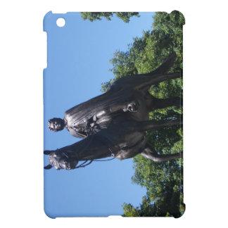 Elizabeth II-Statue, Montreal-Stadt iPad Minifall iPad Mini Hülle