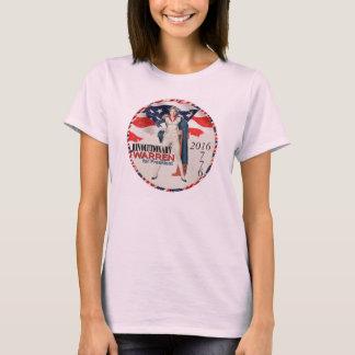 Elizabeth Waren: 1776 bis 2016 T-Shirt
