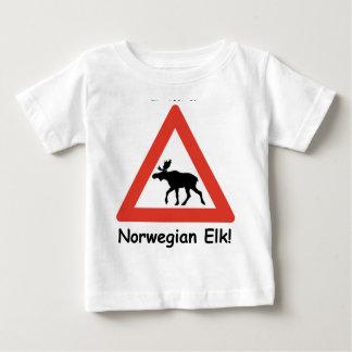 elksign-IM-A-NORWEGIANELK.png Baby T-shirt