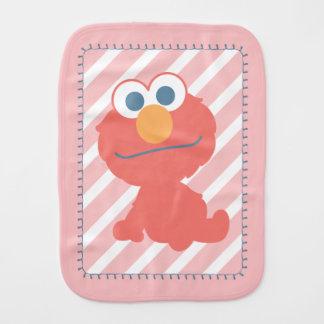 Elmo Baby-Sitzen Spucktuch