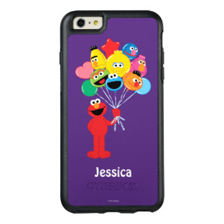 Elmo Ballone | addieren Ihren Namen OtterBox iPhone 6/6s Plus Hülle